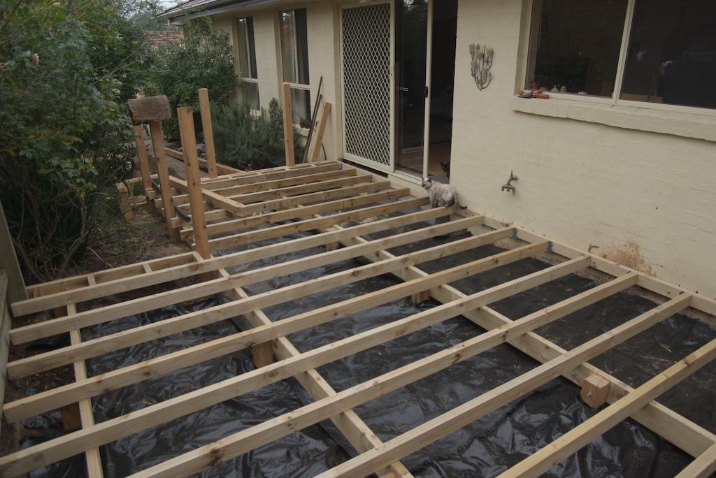 deck building deck building handrail