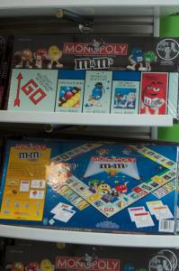 M&M Monopoly