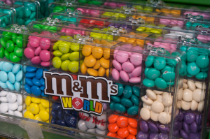 M&M Medicine Box